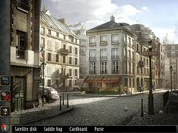 Screenshot af A Vampire Romance - Paris Stories