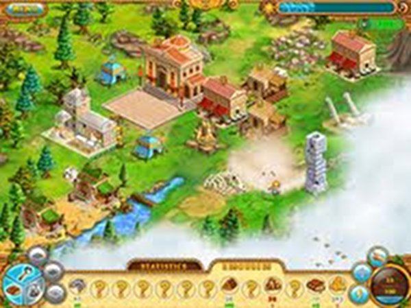 Screenshot af All My Gods