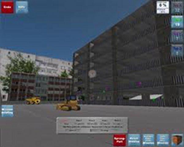 Screenshot af Blaster Simulator