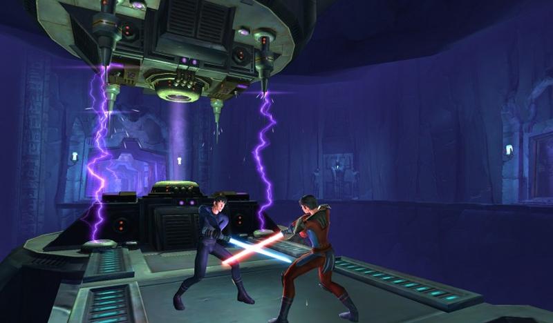 Screenshot af Star Wars: The Old Republic
