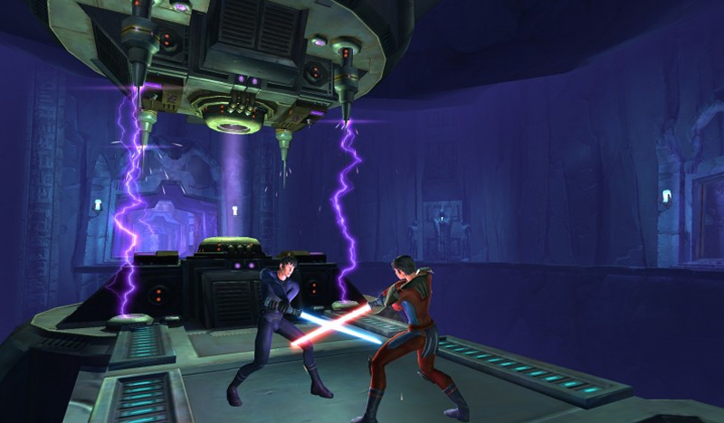 Screenshot af Star Wars: The Old Republic