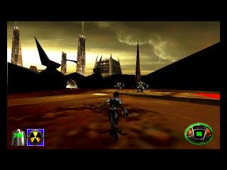 Screenshot af MDK - Murder Death Kill