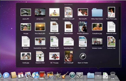Screenshot af Apple Mac OS X Snow Leopard for Mac
