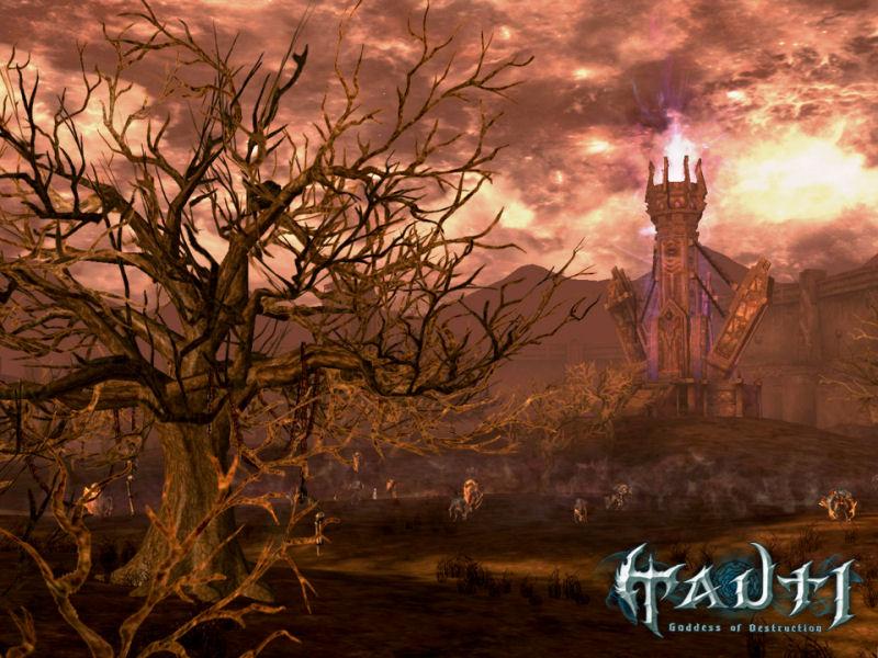 Screenshot af Lineage II: Goddess of Destruction