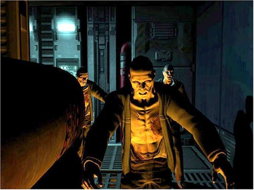 Screenshot af Doom 3