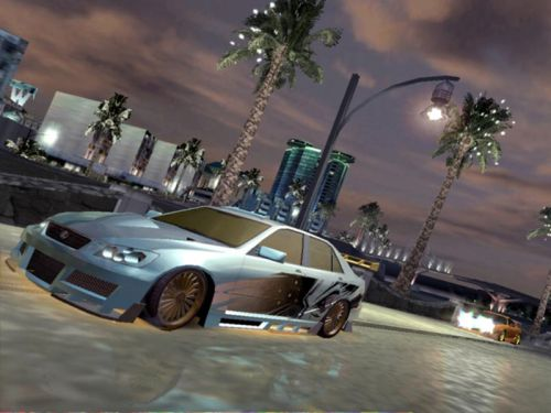 Screenshot af Need for Speed: Underground 2