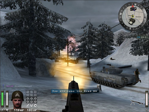 Screenshot af Wolfenstein Enemy Territory