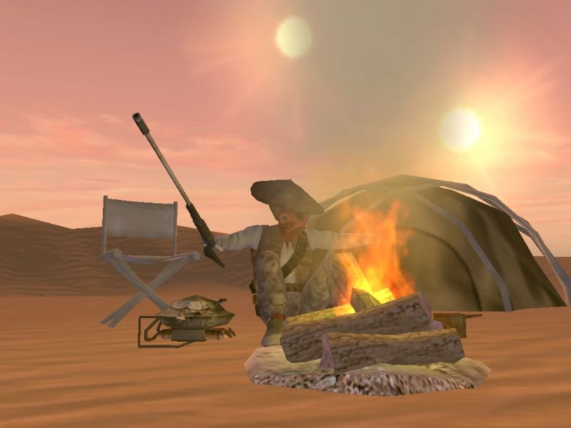 Screenshot af Star Wars Galaxies: An Empire Divided
