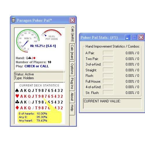 Screenshot af Paragon Poker Pal