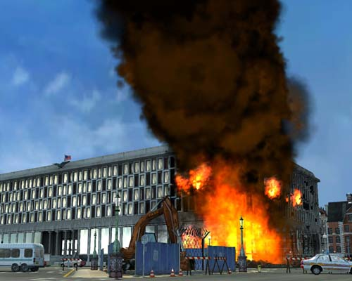 Screenshot af Act of War