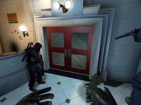 Screenshot af SWAT 4