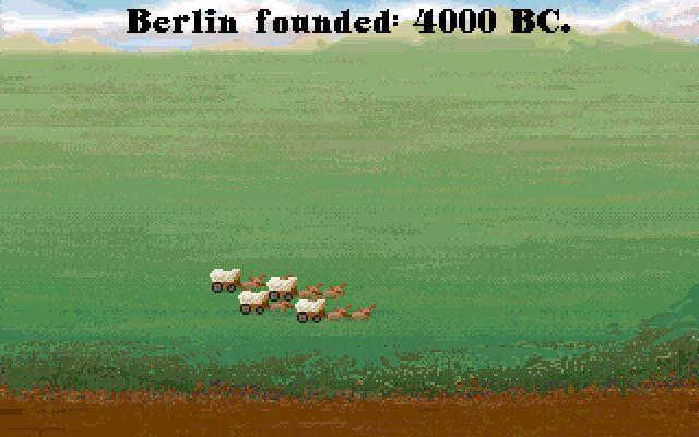 Screenshot af Civilization