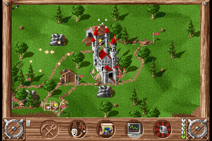 Screenshot af The Settlers - Life is Feudal
