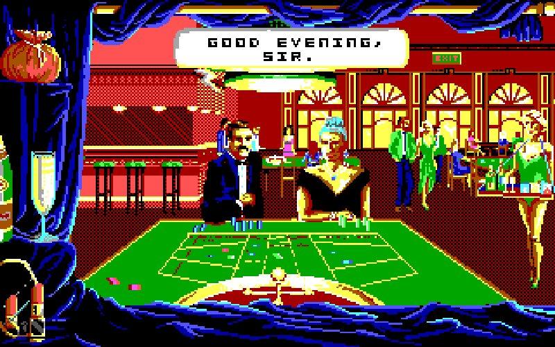 Screenshot af Emmanuelle - A Game of Eroticism