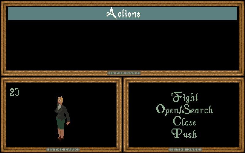 Screenshot af Alone in the Dark