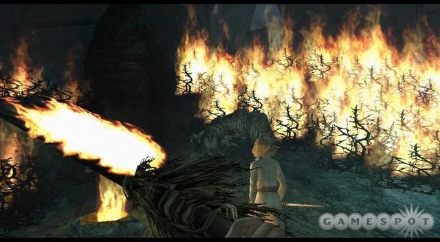 Screenshot af Peter Jackson's King Kong