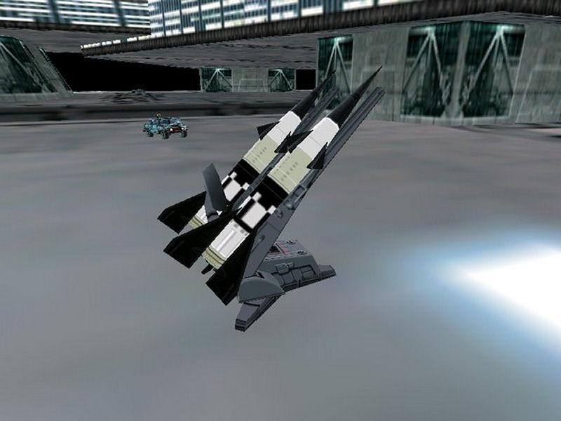 Screenshot af Battlecruiser Millennium - The Next Iteration