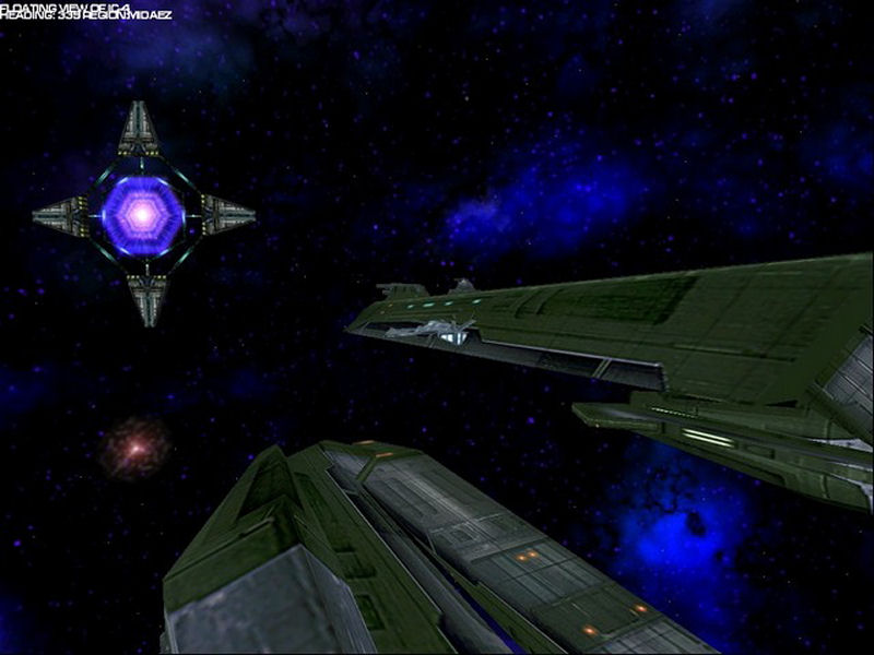 Screenshot af Battlecruiser Millennium - The Next Iteration
