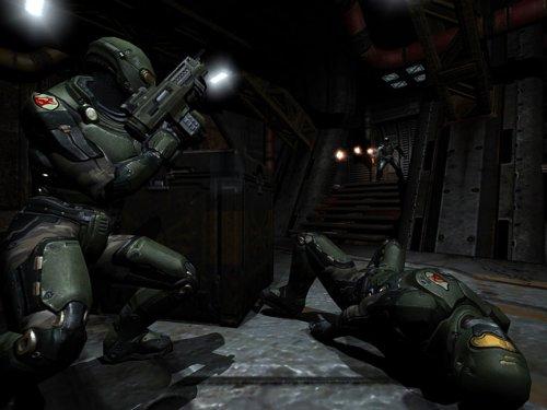 Screenshot af Quake