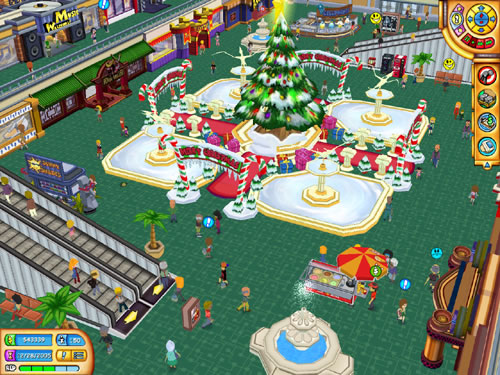 Screenshot af Mall Tycoon 3