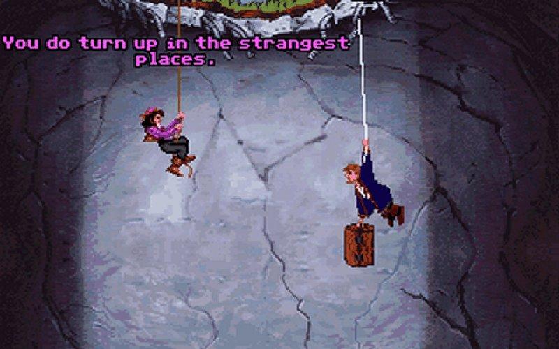 Screenshot af Monkey Island 2 - LeChuck's Revenge