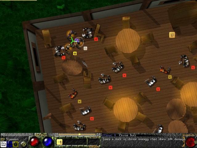 Screenshot af Magebane 2