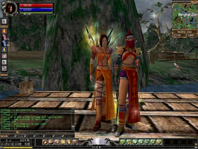 Screenshot af Martial Heroes 2.0