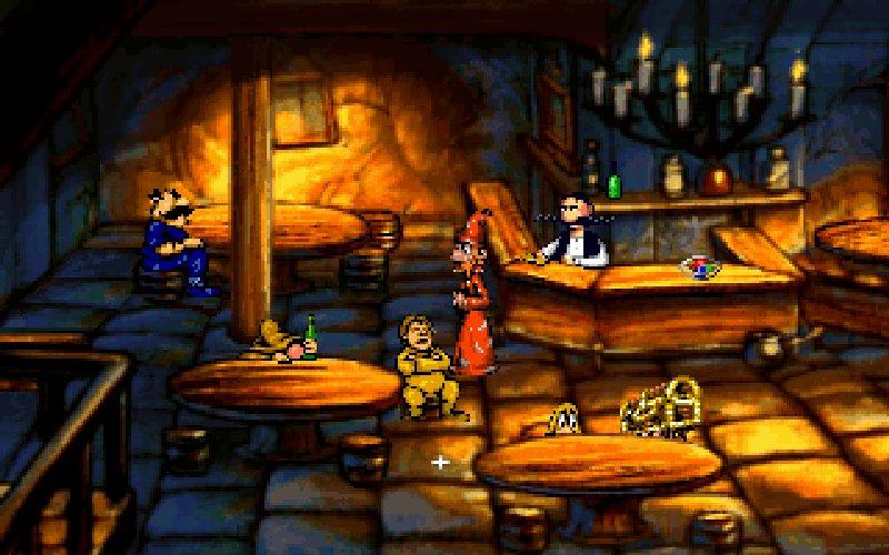 Screenshot af Discworld