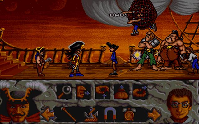 Screenshot af Hook