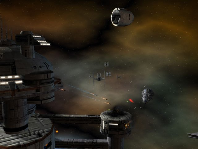 Screenshot af Star Wars: Empire at War